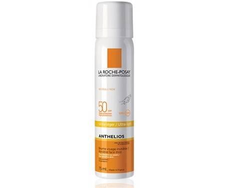 La Roche Posay Anthelios Spray Fresco Invisibile SPF 50 Antilucidità 75 ml