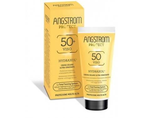 Angstrom Crema Solare Ultra Idratante SPF 50+ Protezione Viso 50 ml