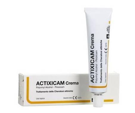Actixicam Crema Trattamento Cheratosi Attiniche 50 ml