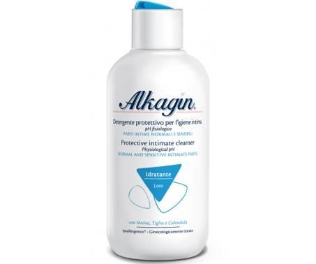 Alkagin Detergente Intimo Protezione Fisiologica 400 Ml