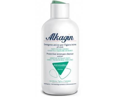 Alkagin Soluzione Detergente Attiva Lenitivo con Elicriso Per Igiene Intima 250 ml