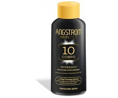 Angstrom - Latte solare corpo ultra idratante - SPF 10 - 200 ml