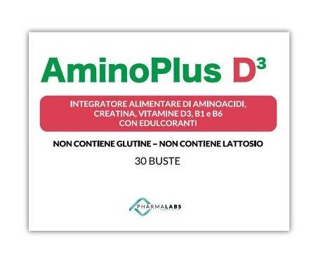 AMINOPLUS D3 30BUST