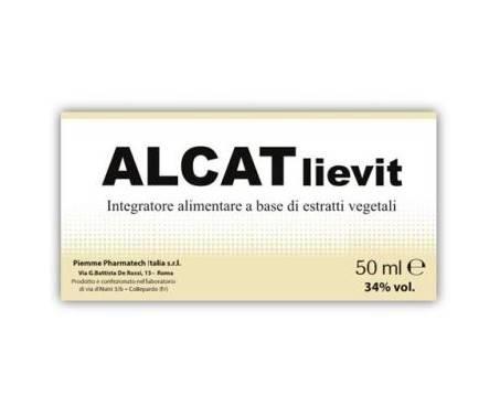 Alcat Lievit Gocce Integratore Drenaggio Liquidi