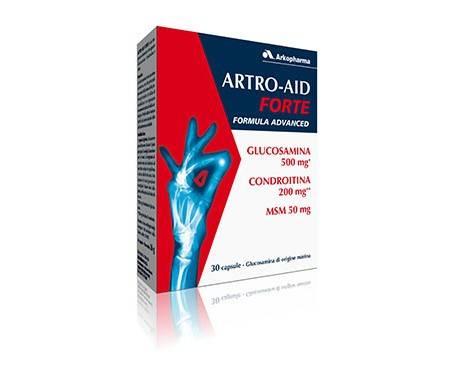 Artro Aid Forte Integratore Articolazioni 30 Capsule