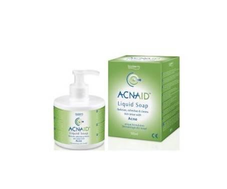 Acnaid Sapone Liquido Detergente Pelle Acneica 300 ml