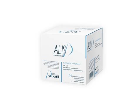 Alis Ginintimo Lavanda Vaginale 5 Flaconi da 100 ml