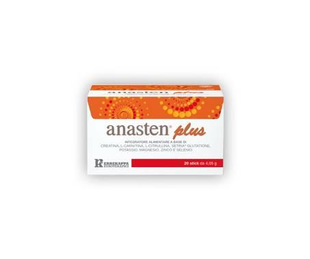 Anasten Plus Integratore Energetico 20 Stick