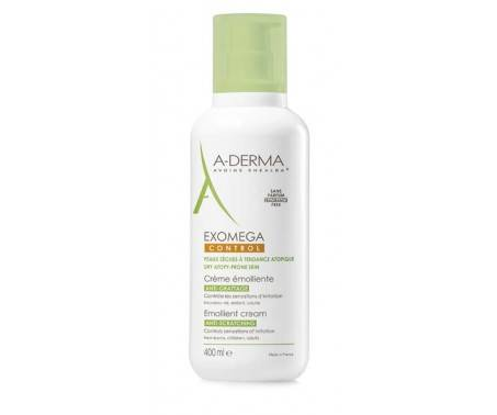 A-Derma Exomega Control Crema Emolliente Anti-grattage 400 ml