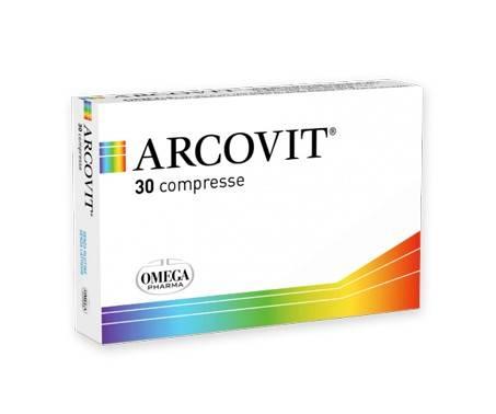 Arcovit Integratore Multivitaminico 30 Compresse