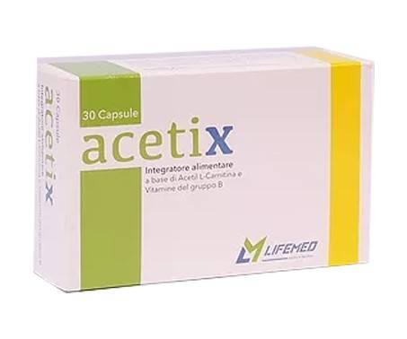 Acetix Integratore 30 Compresse