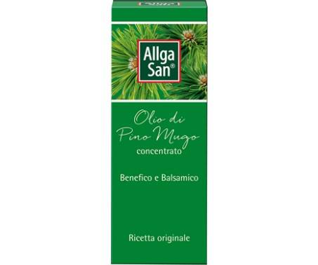 Allga San Olio di Pino Mugo benefico e balsamico 10ml