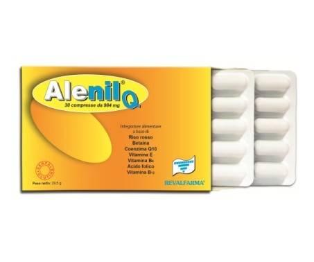 Alenil Q Integratore Antiossidante 30 Compresse