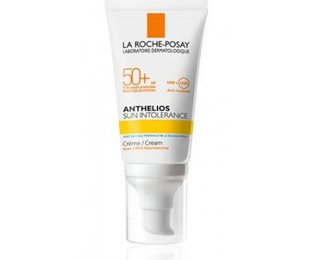 La Roche Posay Anthelios Sun Intolerance Crema Solare SPF 50+ Pelle Intollerante 50 ml