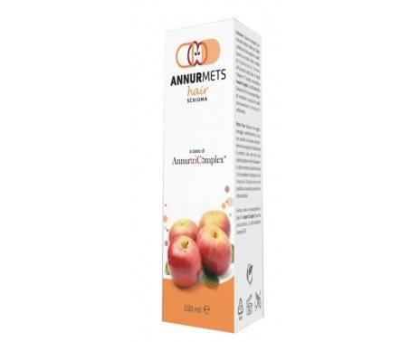 AnnurMets Hair Schiuma Detergente Per Capelli con Melannurca 100 ml