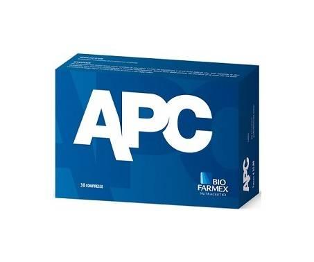 Biofarmex Apc Integratore 30 Compresse