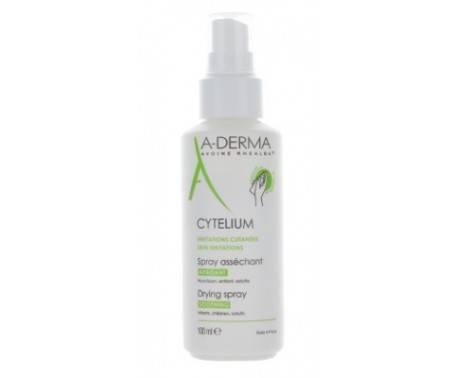 A-Derma Cytelium Spray Assorbente Lenitivo Viso Corpo 100 ml