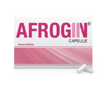 Afrogin Integratore 30 Capsule