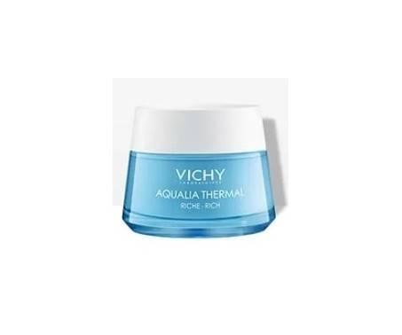 Vichy Aqualia Thermal Crema Ricca Reidratante Viso Vasetto 50 ml