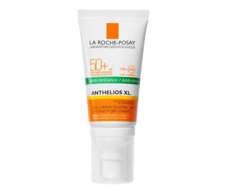 La Roche Posay Anthelios XL Gel-Crema Solare Tocco Secco Anti-lucidità SPF 50+ Viso 50 ml