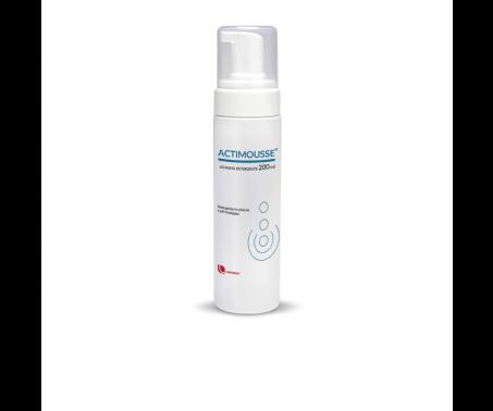 Actimousse Detergente Intimo Lenitivo 200 mL
