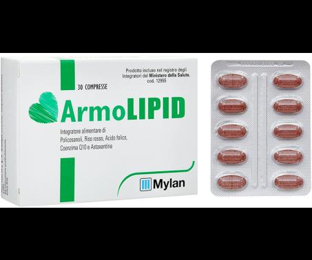 ArmoLIPID - Integratore per il controllo del colesterolo - 30 compresse