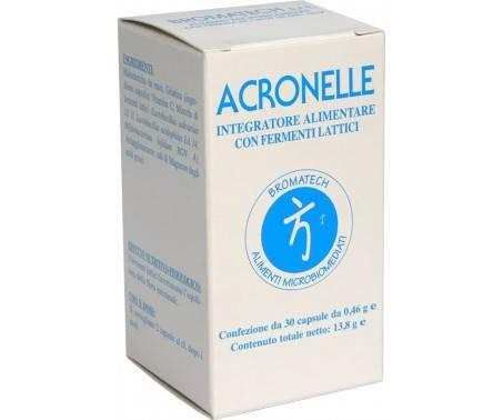 Acronelle - Integratore di Fermenti Lattici - 30 Capsule
