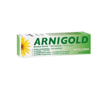 Phyto Garda Arnica Forte Gel Lenitivo Per La Pelle 50 ml