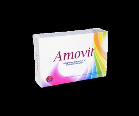 Amovit Integratore 30 Compresse
