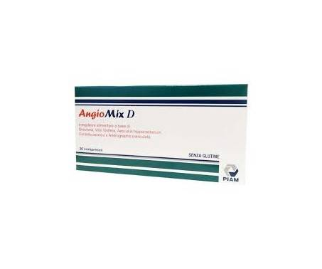 Angiomix D - 30 Compresse