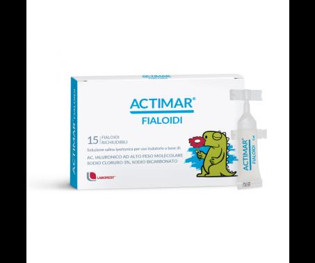 Actimar Fialoidi soluzione salina ipertonica 15x5 ml
