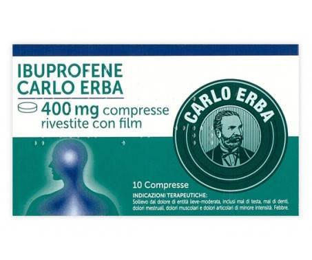 Actibu Febbre e Dolore 400mg Ibuprofene 10 Compresse scadenza ottobre 21