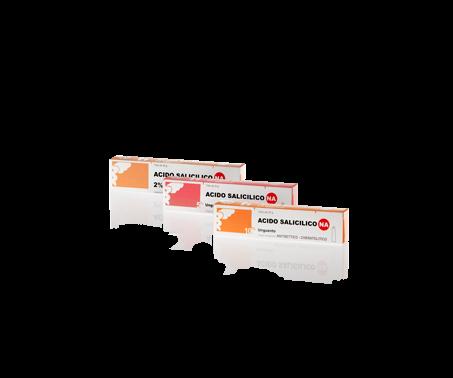 Acido Silicilico Nova Argentia 5% Unguento Tubo 30 g