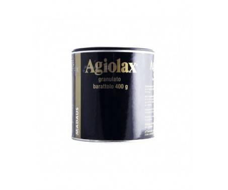Agiolax - Granulato per la stitichezza occasionale - Barattolo da 400 g