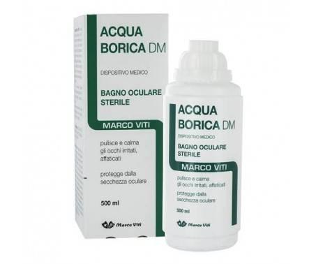 Marco Viti Acqua Borica Bagno Oculare 500 ml