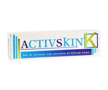 Activ Skin K Gel Cutaneo 30 ml