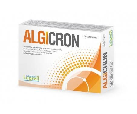 Algicron Favorisce il Fisiologico Trofismo delle Cartilagini 30 compresse