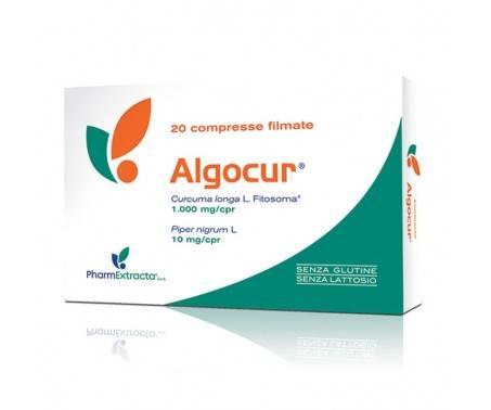 Pharmextracta Algocur Integratore Articolazioni 20 Compresse