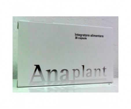 Anaplant Integratore Anticaduta Capelli 30 Capsule