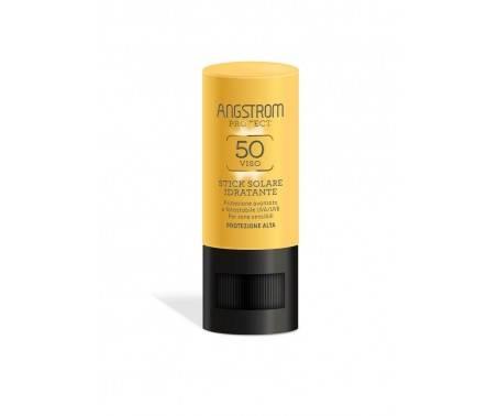 Angstrom Stick Solare Idratante SPF 50+ Protezione Viso 8 g