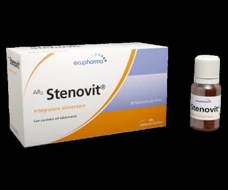 Ard Stenovit - Integratore Antiossidante - 10 Flaconcini