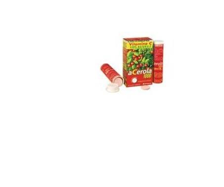 Acerola 1000 - 30 Compresse Masticabili