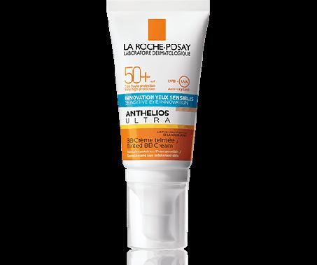 La Roche Posay Anthelios Ultra Crema BB Cream Colorata SPF 50+ Protezione Viso 50 ml