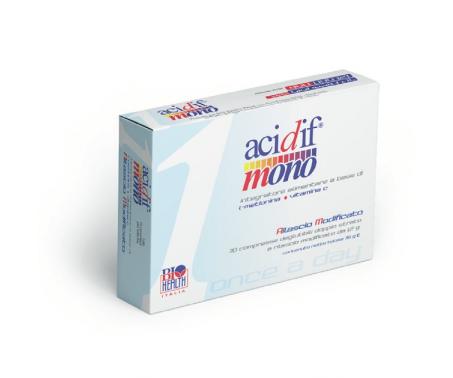 Acidif Mono - Integratore per il benessere delle vie urinarie - 30 compresse